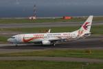 MOHICANさんが、関西国際空港で撮影した中国東方航空 737-89Pの航空フォト(写真)