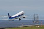 ShiShiMaRu83さんが、神戸空港で撮影した全日空 777-281/ERの航空フォト(写真)