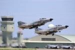 VIPERさんが、茨城空港で撮影した航空自衛隊 F-4EJ Kai Phantom IIの航空フォト(写真)