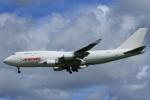 VIPERさんが、嘉手納飛行場で撮影したウエスタン・グローバル・エアラインズ 747-446(BCF)の航空フォト(写真)