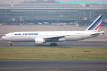 いおりさんが、羽田空港で撮影したエールフランス航空 777-228/ERの航空フォト(写真)