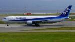 航空見聞録さんが、関西国際空港で撮影した全日空 767-381F/ERの航空フォト(写真)