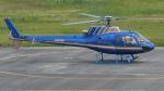 航空見聞録さんが、関西国際空港で撮影した日本法人所有 AS350B Ecureuilの航空フォト(写真)