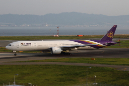 MOHICANさんが、関西国際空港で撮影したタイ国際航空 777-3D7/ERの航空フォト(写真)