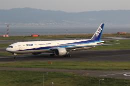 MOHICANさんが、関西国際空港で撮影した全日空 777-381/ERの航空フォト(写真)
