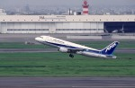 ansett767ksさんが、羽田空港で撮影したエアーニッポン A320-211の航空フォト(写真)