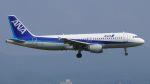 航空見聞録さんが、関西国際空港で撮影した全日空 A320-211の航空フォト(写真)