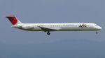 航空見聞録さんが、関西国際空港で撮影した日本航空 MD-81 (DC-9-81)の航空フォト(写真)