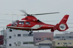 TAC MATSUさんが、八尾空港で撮影した名古屋市消防航空隊 AS365N3 Dauphin 2の航空フォト(写真)