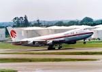 ansett767ksさんが、成田国際空港で撮影した日本アジア航空 747-146の航空フォト(写真)
