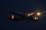蒲田賢二さんが、羽田空港で撮影したハワイアン航空 A330-243の航空フォト(写真)