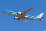 ぱん_くまさんが、成田国際空港で撮影したKLMオランダ航空 787-9の航空フォト(写真)