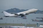 reonさんが、香港国際空港で撮影したアトラス航空 747-47UF/SCDの航空フォト(写真)