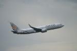 reonさんが、香港国際空港で撮影したミャンマー・ナショナル・エアウェイズ 737-86Nの航空フォト(写真)