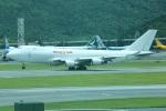 reonさんが、香港国際空港で撮影したカリッタ エア 747-481F/SCDの航空フォト(写真)