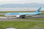 きゅうさんが、関西国際空港で撮影した大韓航空 777-2B5/ERの航空フォト(写真)