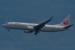 Simeonさんが、羽田空港で撮影した日本航空 737-846の航空フォト(写真)