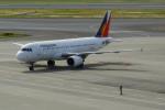 せせらぎさんが、中部国際空港で撮影したフィリピン航空 A320-214の航空フォト(写真)
