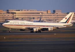 ansett767ksさんが、羽田空港で撮影したチャイナエアライン 747-409の航空フォト(写真)