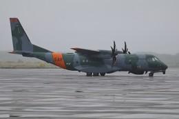 北の熊さんが、新千歳空港で撮影したブラジル空軍の航空フォト(写真)