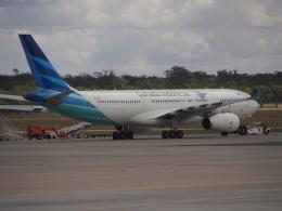 ken1☆MYJさんが、メルボルン空港で撮影したガルーダ・インドネシア航空 A330-243の航空フォト(写真)