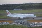 meijeanさんが、成田国際空港で撮影した日本航空 787-8 Dreamlinerの航空フォト(写真)