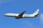 VIPERさんが、嘉手納飛行場で撮影したアメリカ海軍 P-8A (737-8FV)の航空フォト(写真)