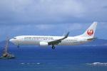 VIPERさんが、那覇空港で撮影した日本トランスオーシャン航空 737-8Q3の航空フォト(写真)