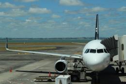 オークランド空港 - Auckland Airport [AKL/NZAA]で撮影されたオークランド空港 - Auckland Airport [AKL/NZAA]の航空機写真