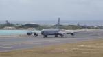 AE31Xさんが、ダニエル・K・イノウエ国際空港で撮影したアメリカ空軍 C-135 Stratolifterの航空フォト(写真)