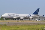 Soaringerさんが、新千歳空港で撮影したチャイナエアライン 747-409の航空フォト(写真)