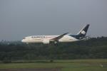 meijeanさんが、成田国際空港で撮影したアエロメヒコ航空 787-8 Dreamlinerの航空フォト(写真)