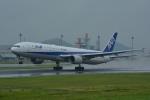 qooさんが、高松空港で撮影した全日空 777-381の航空フォト(写真)