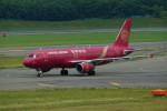 カメラマンあきさんが、新千歳空港で撮影した吉祥航空 A320-214の航空フォト(写真)