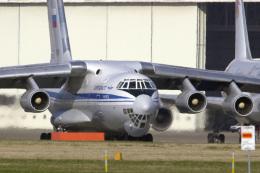 senyoさんが、成田国際空港で撮影したアエロフロート・ロシア航空 Il-76TDの航空フォト(写真)