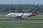 かずまっくすさんが、スカルノハッタ国際空港で撮影したバティク・エア A320-214の航空フォト(写真)