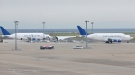 多摩川崎2Kさんが、中部国際空港で撮影したボーイング 747-4J6(LCF) Dreamlifterの航空フォト(写真)