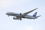Masahiro0さんが、スワンナプーム国際空港で撮影した全日空 787-9の航空フォト(写真)