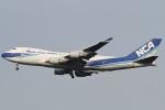 camelliaさんが、成田国際空港で撮影した日本貨物航空 747-4KZF/SCDの航空フォト(写真)