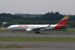 こだしさんが、成田国際空港で撮影したイベリア航空 A330-202の航空フォト(写真)