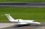 ansett767ksさんが、福岡空港で撮影した国土交通省 航空局 525C Citation CJ4の航空フォト(写真)