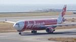 てつさんが、関西国際空港で撮影したエアアジア・エックス A330-343Eの航空フォト(写真)