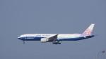 てつさんが、関西国際空港で撮影したチャイナエアライン 777-309/ERの航空フォト(写真)