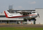 LOTUSさんが、八尾空港で撮影した朝日航空 172S Skyhawk SPの航空フォト(写真)