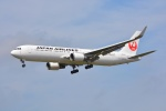 SKY☆101さんが、成田国際空港で撮影した日本航空 767-346/ERの航空フォト(写真)
