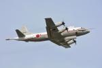 SKY☆101さんが、厚木飛行場で撮影した海上自衛隊 UP-3Cの航空フォト(写真)