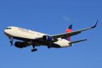 StarMarineさんが、成田国際空港で撮影したデルタ航空 767-332/ERの航空フォト(写真)