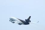 hankyu7305さんが、関西国際空港で撮影したUPS航空 MD-11Fの航空フォト(写真)
