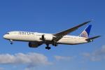 StarMarineさんが、成田国際空港で撮影したユナイテッド航空 787-9の航空フォト(写真)