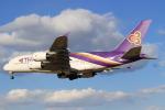 StarMarineさんが、成田国際空港で撮影したタイ国際航空 A380-841の航空フォト(写真)